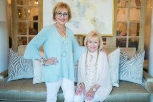 Mona Thompson and Talena Ray of Providence Design