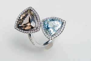 ring from Kenneth Edwards Fine Jewelers
