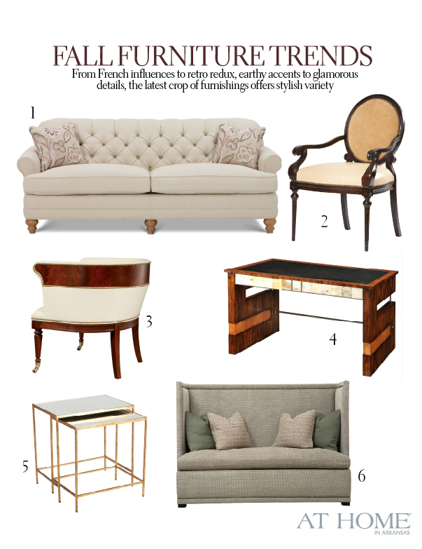 Ordinaire Donovan Sofa By Robin Bruce. De Madera Trading Company, Hot Springs; Swank,  Jonesboro; Cleou0027s Furniture, Mertinsdyke Home, Little Rock