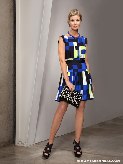 Spring Fashion Stylebook: Bold and Beautiful | At Home in Arkansas
