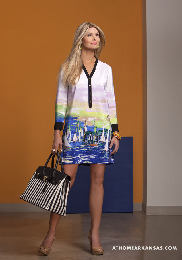 Spring Fashion Stylebook Bold And Beautiful At Home In
