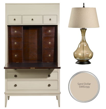 Pleasing Palette Neutrally Mod At Home In Arkansas