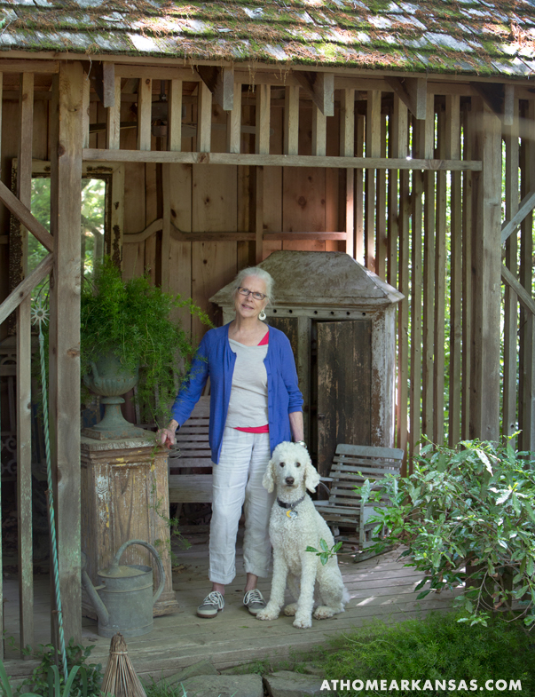 At Home in Arkansas | July 2014 | A Garden of Relics
