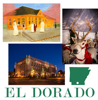 At Home in Arkansas | December 2014 | Discover: El Dorado