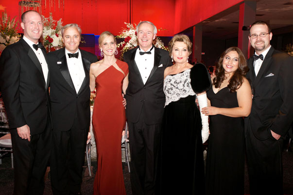 WEB EXCLUSIVE: Shayla Copas Designs the Governor's Inaugural Ball