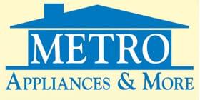 Metro Appliances and More Logo