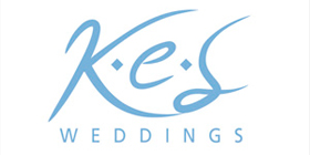 Photography by KES Weddings Logo