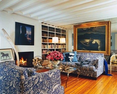 Design by Chloe Sevigny Photo by Francois Alard House and Garden