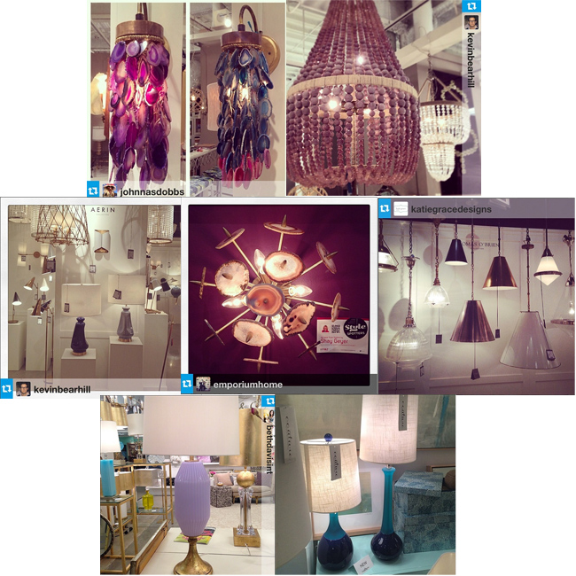 At Home in Arkansas Blog | 16 April 2014 | High Point Market Instagram Roundup, Part Two