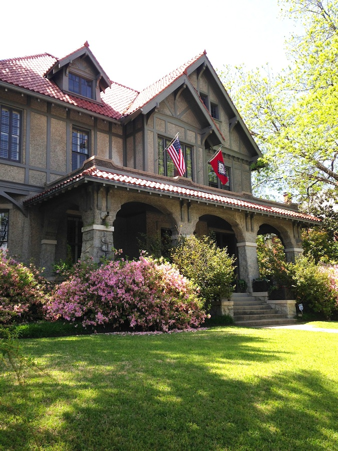 At Home in Arkansas Blog | 3 May 2014 | Mark Your Calendar! Quapaw Quarter Association's Spring Tour of Homes