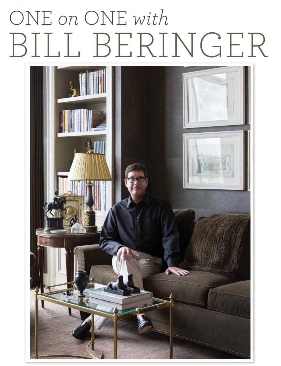 At Home in Arkansas Blog | 13 May 2014 | One on One: Bill Beringer