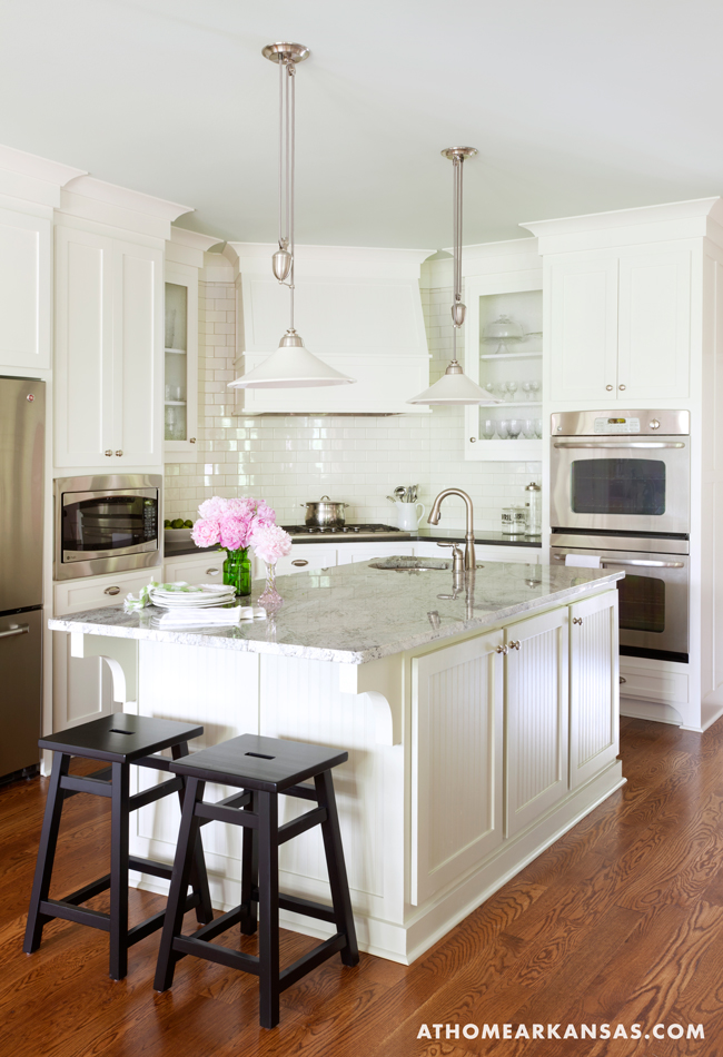 At Home in Arkansas blog | What is Your Kitchen Style? | Photography: Nancy Nolan
