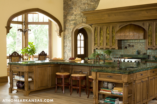 At Home in Arkansas blog | What is Your Kitchen Style? | Photography: Rett Peek