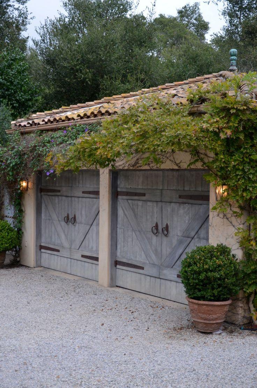 Barn Door Garages