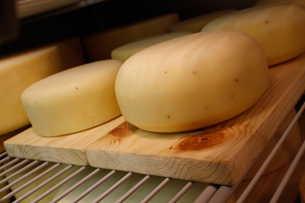 At Home in Arkansas blog | 15 July 2014 | Arkansas in the Making: Kent Walker Artisan Cheese