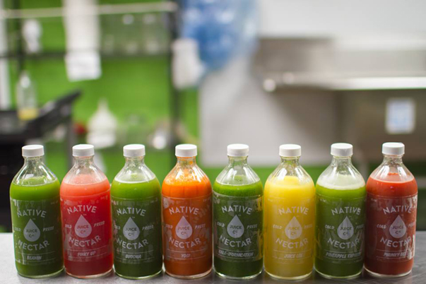 At Home in Arkansas blog | 11 August 2014 | Arkansas in the Making: Native Nectar Juice Co.