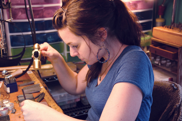 Arkansas in the Making: Bella Vita Artisan Jewelry
