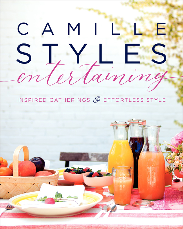 At Home in Arkansas blog | Enter to Win Camille Styles' New Book!