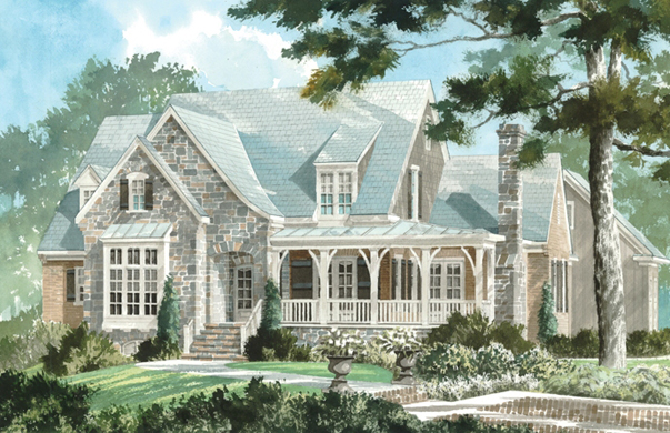 southern living with providence design - Southern Living Home Designs