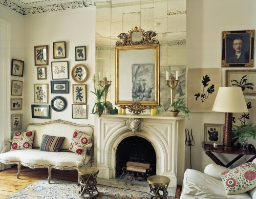 Design by Hugo Guinness and Elliott Puckette Photo by Vogue Living