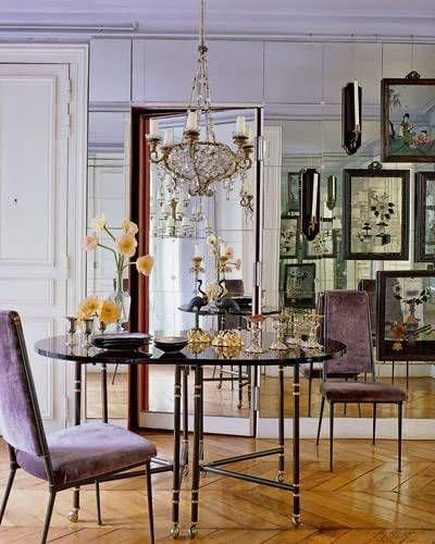 Design by Lisa Fine Photo by Simon Upton Elle Decor