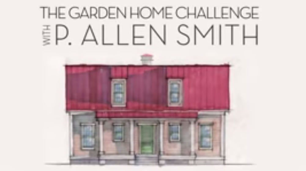 P. Allen Smith and Paul Michael Team Up Logo