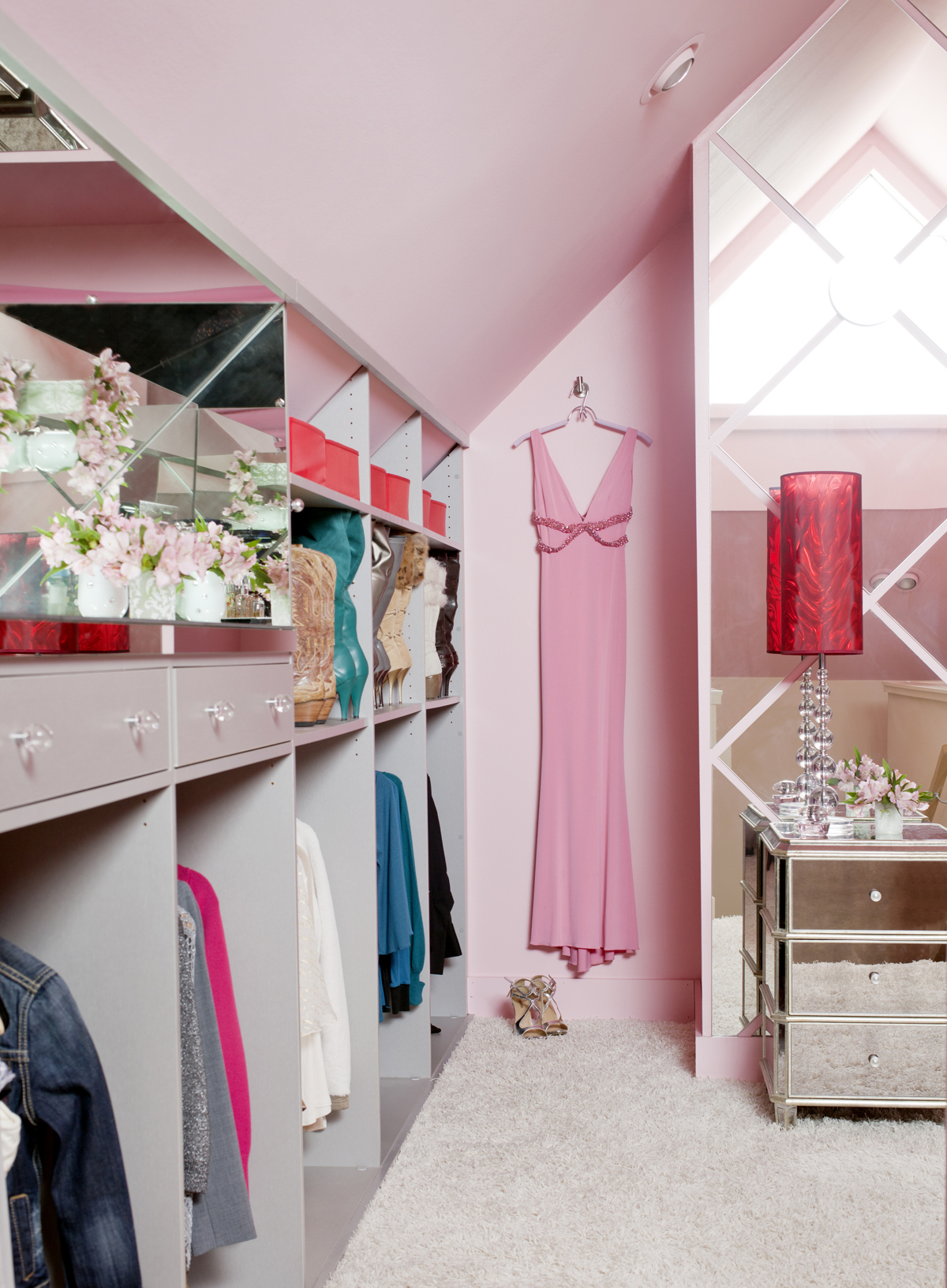Closets + Offices | At Home in Arkansas