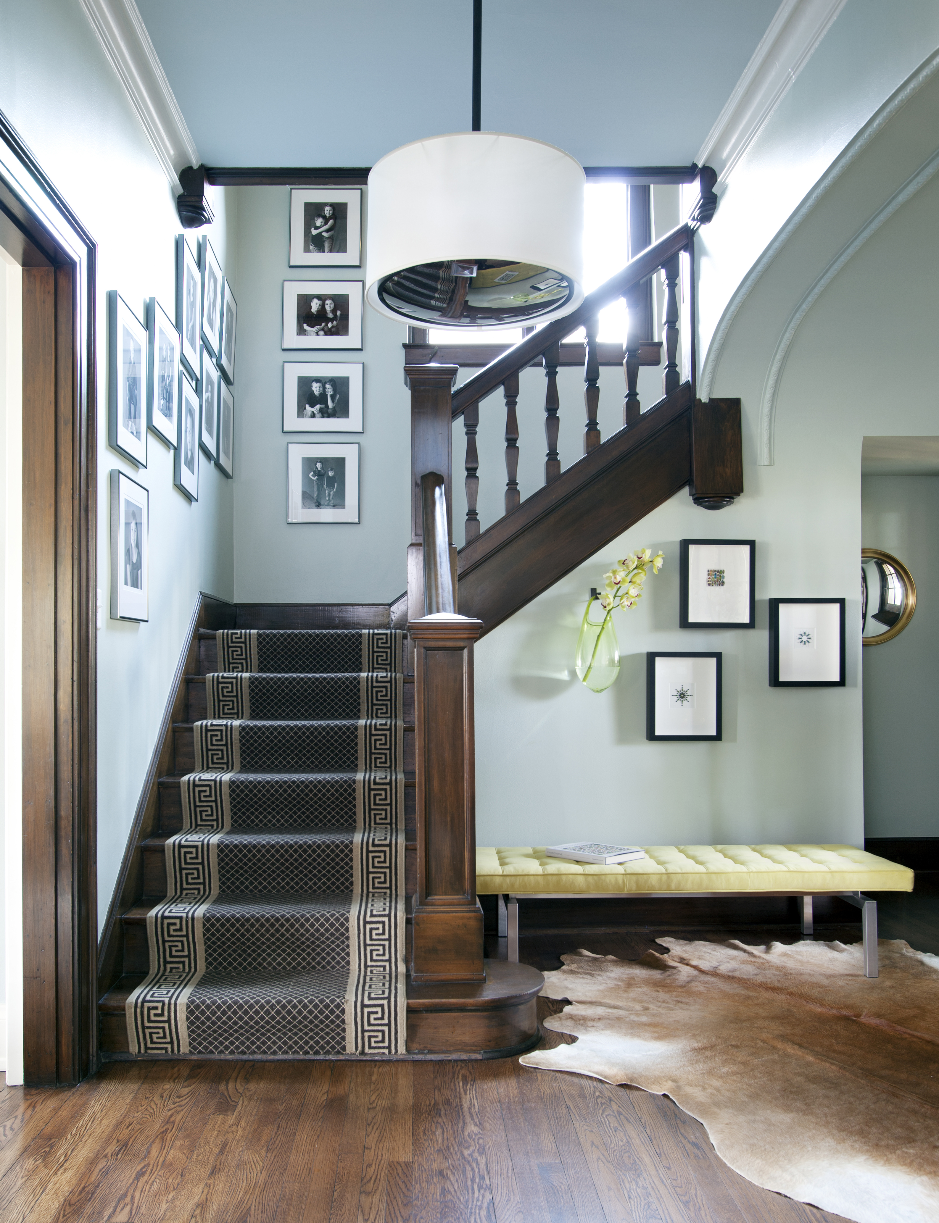 Entryways Hallways