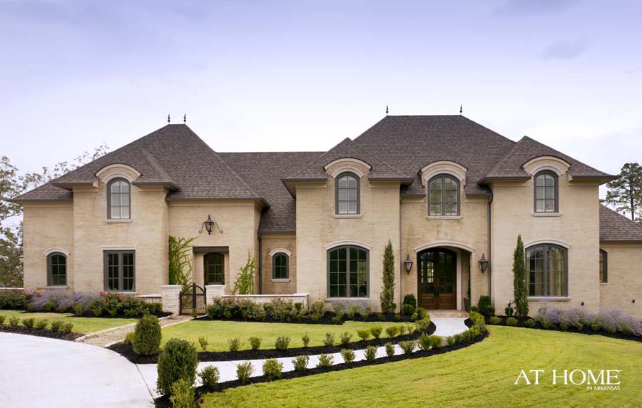 Built by design Home builders in arkansas