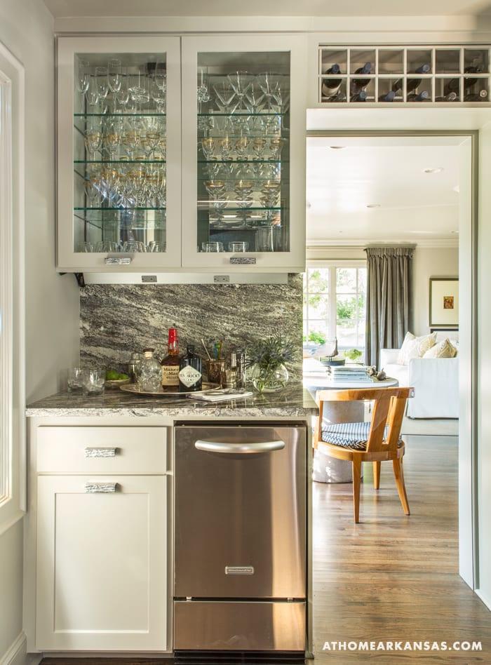 Updated bungalow kitchen design