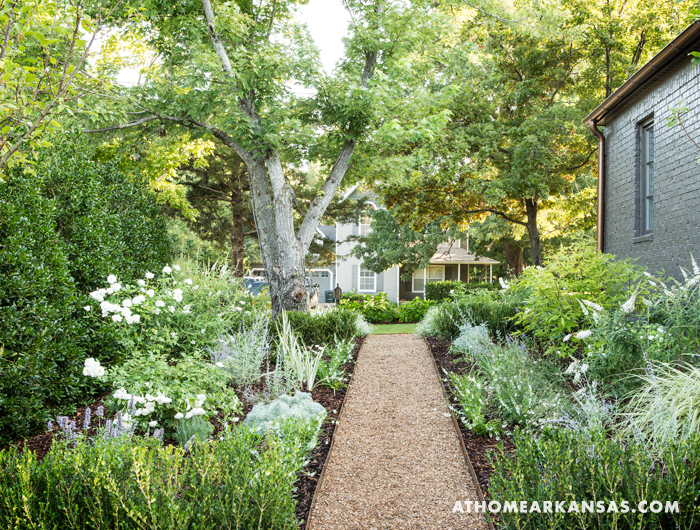 Daniel Keeley's backyard garden design