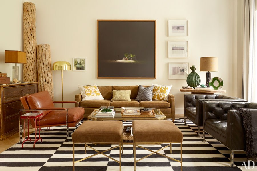 Architectural Digest, 2012, Design by Nate Berkus, Photo by Pieter Estersohn