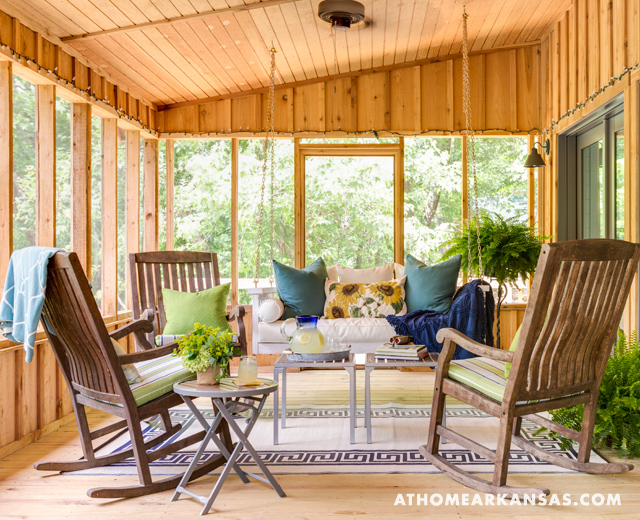 Cabin Fever | At Home Arkansas | July 2015
