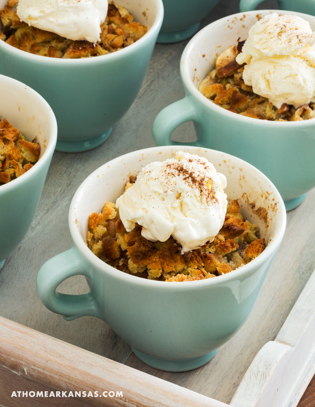 Amy Nelson Hannon's Apple Brown Betty Recipe