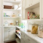 Portrait of a Home | At Home in Arkansas | October 2015| The wraparound pantry/butler's pantry/laundry room allows the food preparation elements of the kitchen to stand alone, not obstructing the open living, cooking, and dining space with heavy cabinetry or visual clutter.