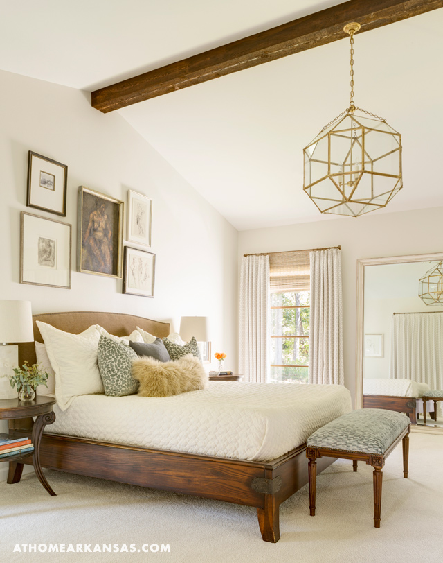 Home reinvented at home in arkansas - Bedroom furniture little rock ar ...