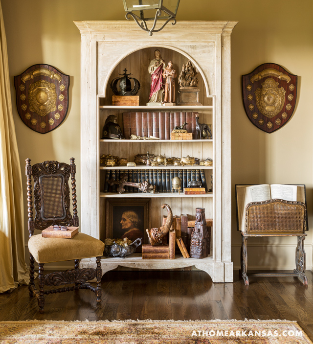 Decorating With Cece Fourchy Quinn Bookshelf Style