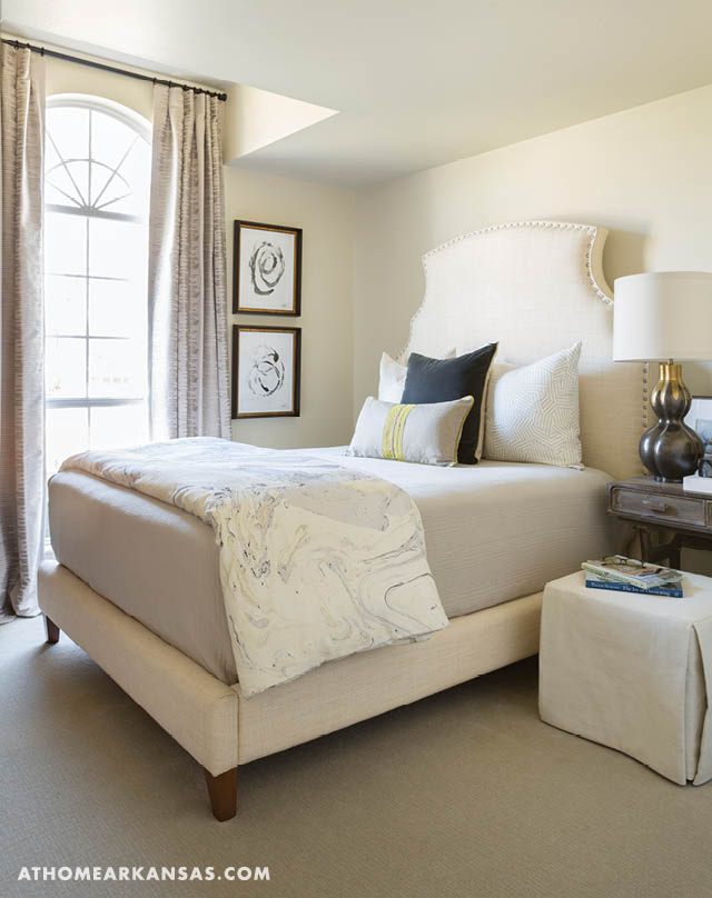 Matrimonio Bed Linen : A perfect pairing at home in arkansas