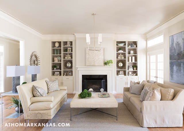A Perfect Pairing | At Home in Arkansas | May 2016