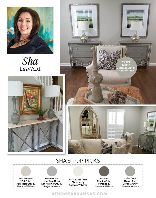 Pick the Perfect Paint | At Home in Arkansas | June 2016