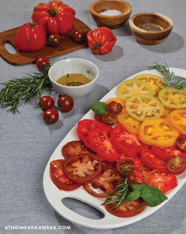 We Say Tomato | At Home in Arkansas | June 2016