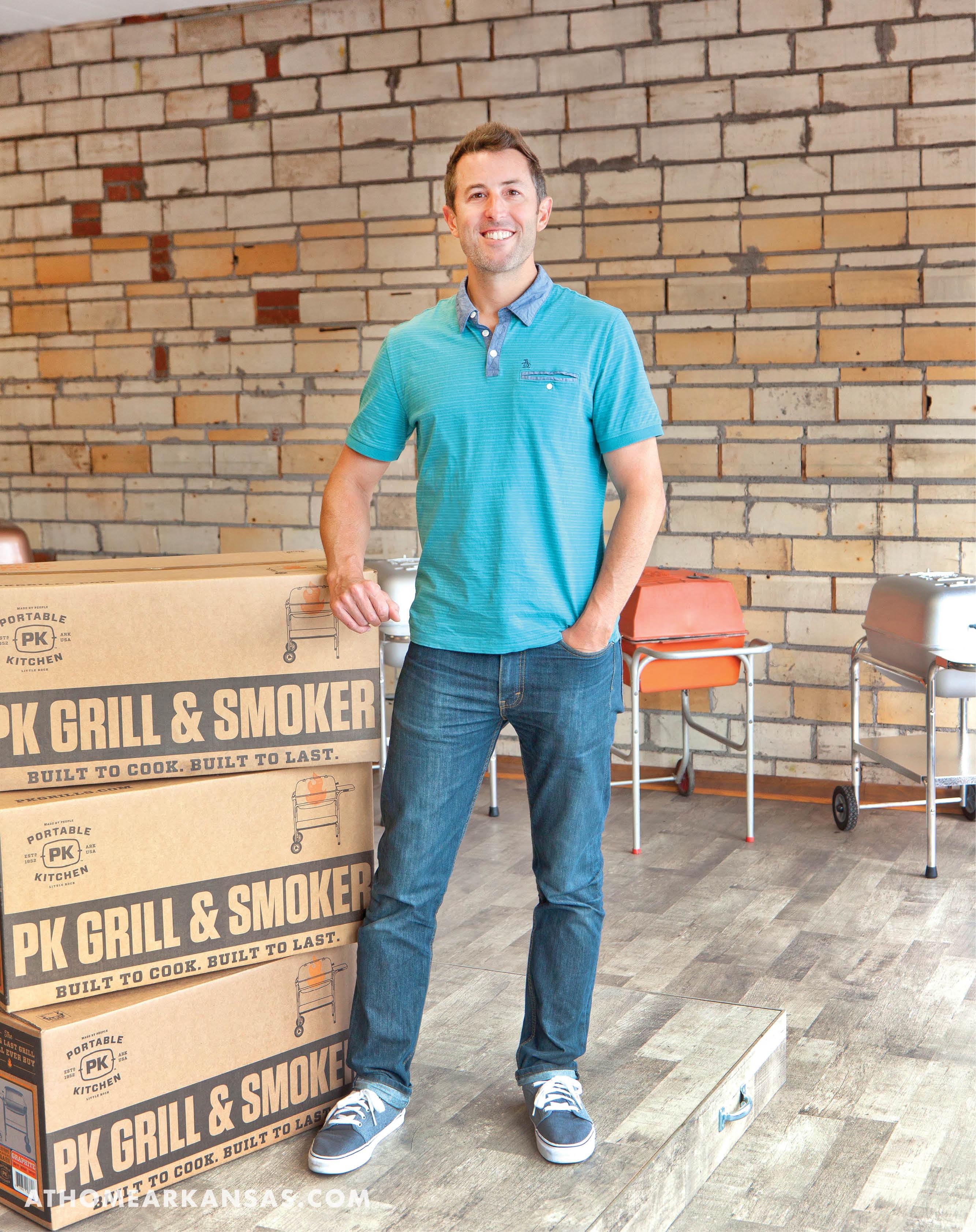 Meet... Brian Taylor | At Home in Arkansas | July 2016