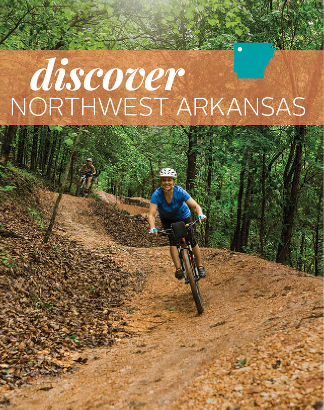 Discover Northwest Arkansas | At Home in Arkansas | August 2016