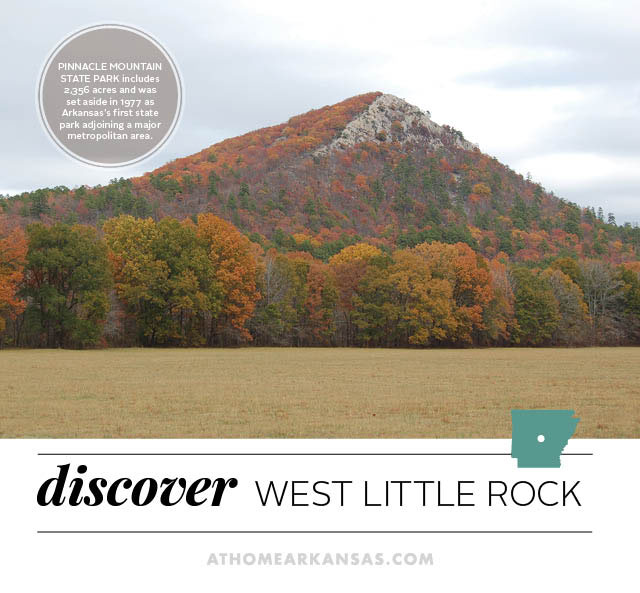 Discover: West Little Rock | At Home in Arkansas | September 2016