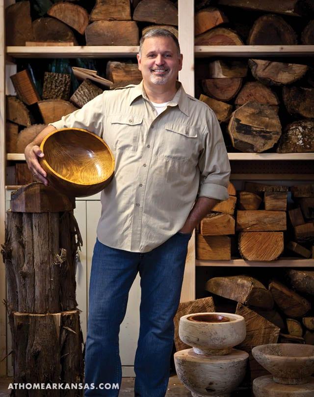 Meet... Mark Charette | At Home in Arkansas | September 2016