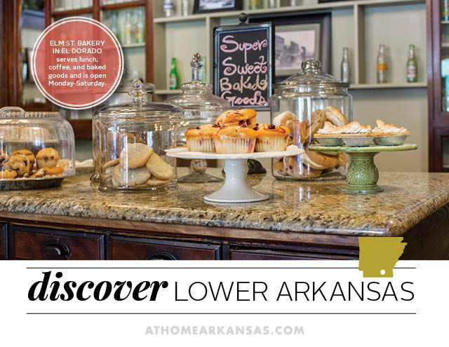 Discover: Lower Arkansas | At Home in Arkansas | October 2016