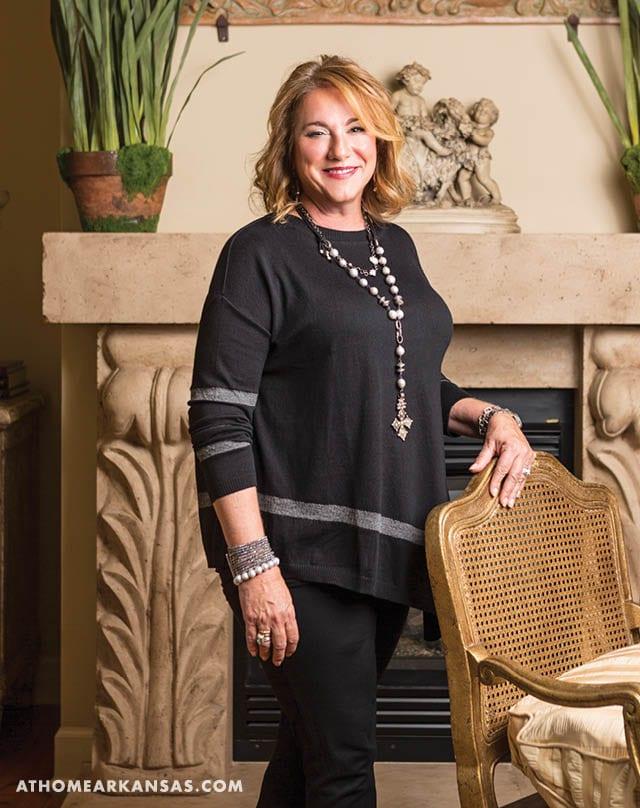 Meet... Gina Spinelli Brockinton | At Home in Arkansas | October 2016