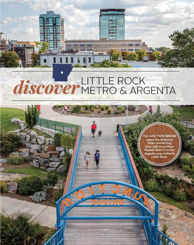 Discover: Little Rock Metro & Argenta | At Home in Arkansas | November 2016
