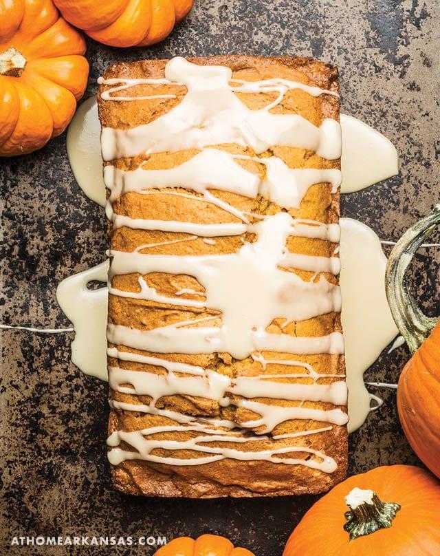 Seasonal Flavor | At Home in Arkansas | November 2016