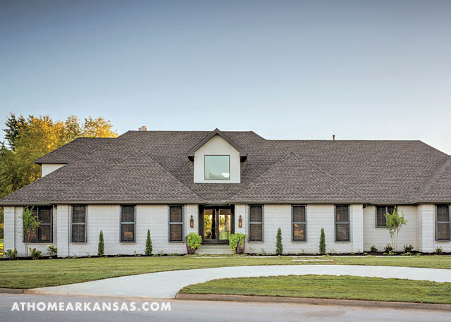 The HOWSE House Reveal | At Home in Arkansas | November 2016